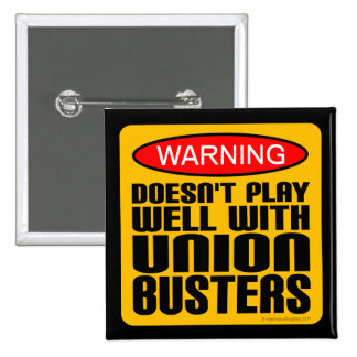 Advertencia: No juega bien con los Unión-Tipos Pin Cuadrado
