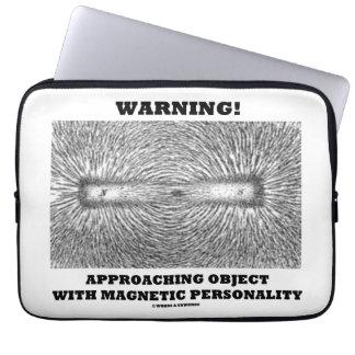 ¡Advertencia! Personalidad magnética inminente del Manga Portátil