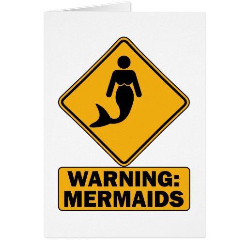 Advertencia: Sirenas Tarjetas