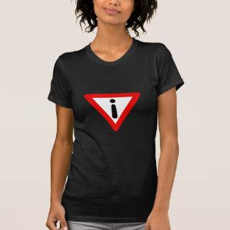 Advertencia T-shirt