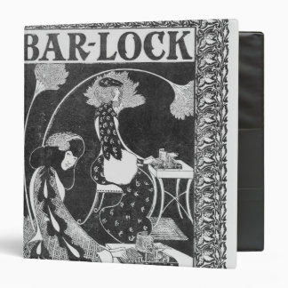 Advertisement for Bar-Lock Typewriters, c.1895 3 Ring Binder