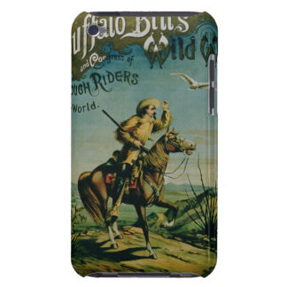 Advertisement for 'Buffalo Bill's Wild West and Co iPod Touch Case-Mate Case