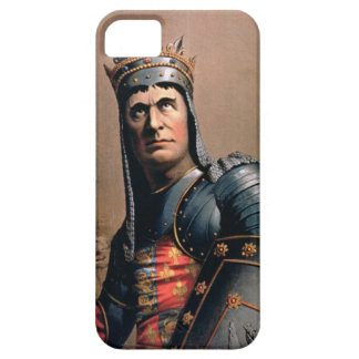 Advertisement for 'John McCullough as Richard III' iPhone SE/5/5s Case