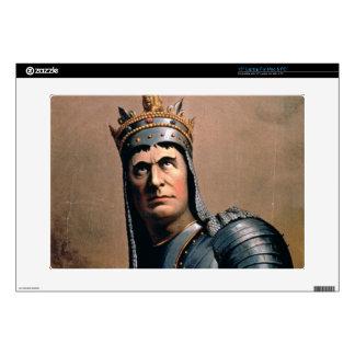 "Advertisement for 'John McCullough as Richard III' Skin For 15"" Laptop"