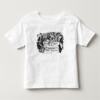 Advertisement for 'Knightly's Mild Virginia Toddler T-shirt