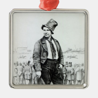 Advertisement for 'Limerick Races' Christmas Tree Ornament