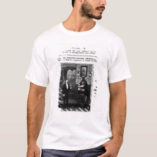 Advertisement for Maskelyne & Devant's Mysteries T-Shirt