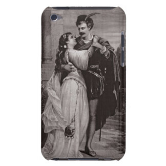 Advertisement for 'Romeo And Juliet', at the Opera iPod Touch Case