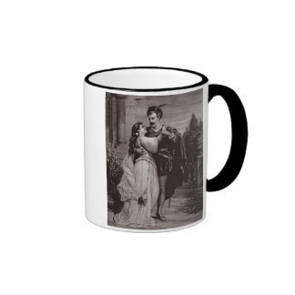 Advertisement for 'Romeo And Juliet', at the Opera Coffee Mugs