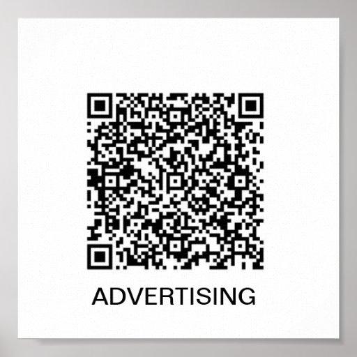 advertising canvas print