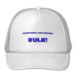 Advertising Copywriters Rule! Trucker Hat