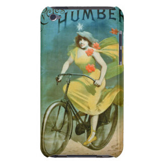 Advertising for 'Humber Cycles' (colour litho) Barely There iPod Case