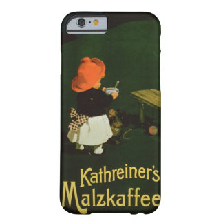 advertising for 'Kathreiner's Malt Coffee' iPhone 6 Case