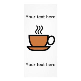 Advertising maps personalisierbar - coffee rack card