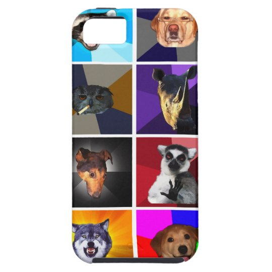 Advice Animal iPhone 5 Case Version 1