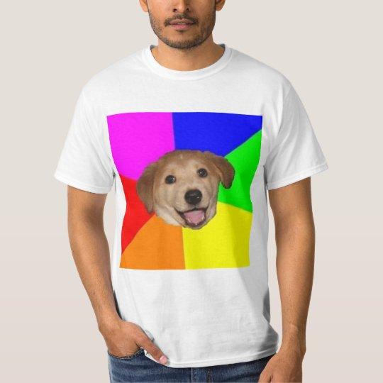 Advice Dog Advice Animal Meme T-Shirt