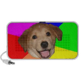 Advice Dog iPod Speakers