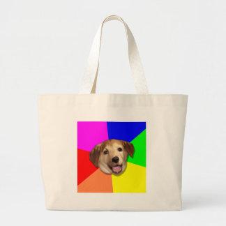 Advice Dog Meme Any Way You Want! Canvas Bag