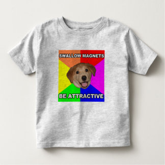 Advice Dog on Magnets Toddler T-shirt