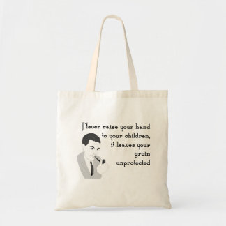 Advice for Dads Tote Bag