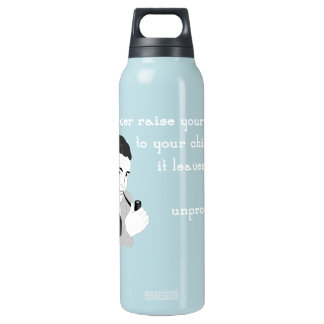 Advice from a Retro Dad Insulated Water Bottle