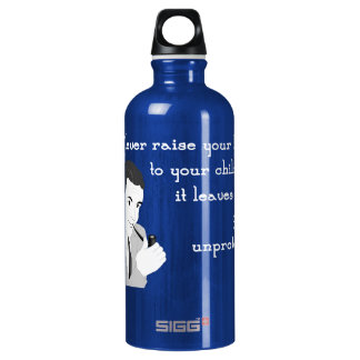 Advice from a Retro Dad Water Bottle