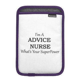 Advice Nurse iPad Mini Sleeves