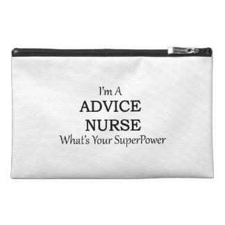 Advice Nurse Travel Accessory Bag