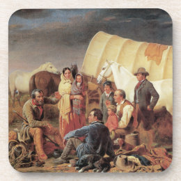 Advice on the Prairie Beverage Coaster