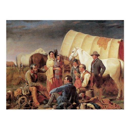 Advice on the Prairie Postcards