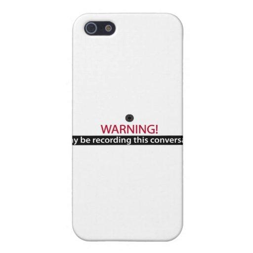 ADVIRTIENDO para los mentirosos, los tramposos, lo iPhone 5 Protector