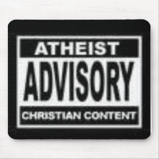 advisory ateo alfombrillas de raton