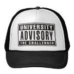 Advisory de la universidad el desafiador gorro