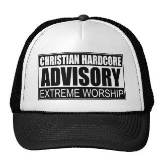 Advisory incondicional cristiano… gorros