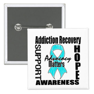 Advocacy Matters Addiction Recovery Button