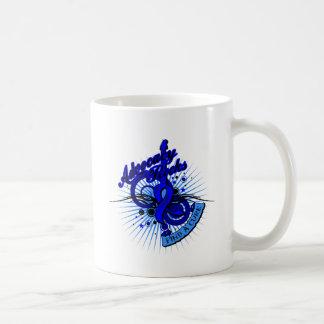 Advocacy Rocks Colon Cancer Coffee Mugs