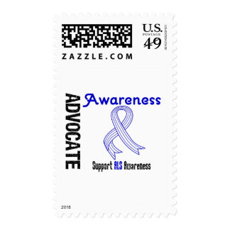 Advocate ALS Awareness Postage Stamp
