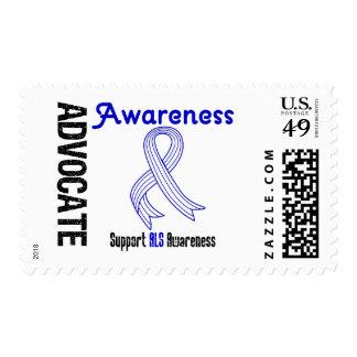 Advocate ALS Awareness Stamp