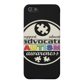 Advocate Autism Awareness Covers For iPhone 5
