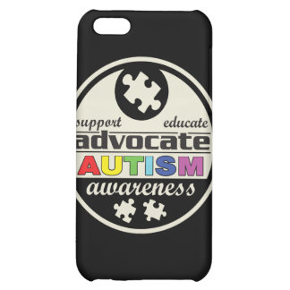 Advocate Autism Awareness Cover For iPhone 5C