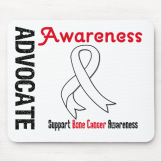 Advocate Bone Cancer Awareness Mouse Mats