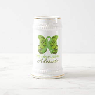 Advocate - Butterfly Non-Hodgkins Lymphoma Mug