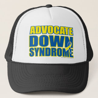 Advocate Down Syndrome Trucker Hat