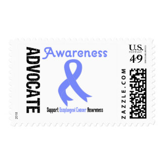 Advocate Esophageal Cancer Awareness Postage Stamps