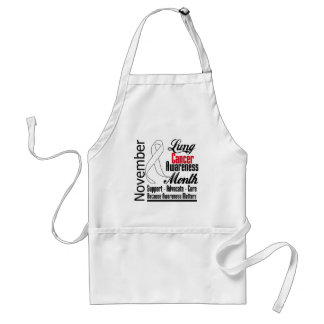 Advocate - Lung Cancer Awareness Month Apron