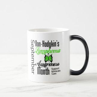 Advocate Non Hodgkins Lymphoma  Awareness Month 11 Oz Magic Heat Color-Changing Coffee Mug