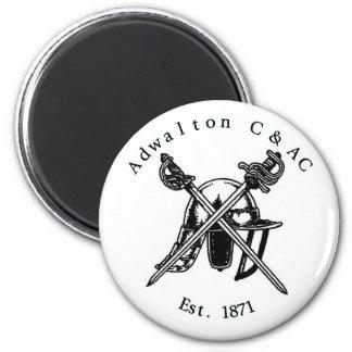 Adwalton CC Fridge Magnet