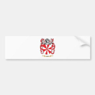 Ady Coat of Arms (Family Crest) Bumper Sticker