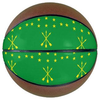 Adygeya Flag Basketball