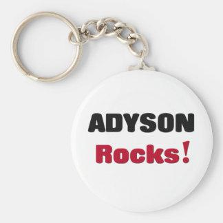 Adyson Rocks Key Chains